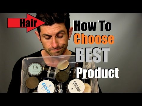 How To Choose The Best Hair Product For Your Hairstyle | Hai