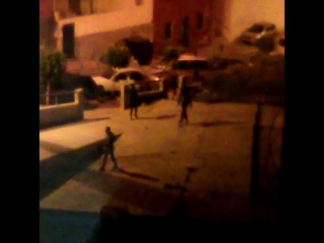 Varias personas apedrearon la pasada madrugada el centro de Menores de Hadú