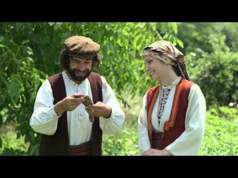 CUVAJ BOZE OD ZENSKA BELJA - directed by Tomislav Aleksov- Makedonski Narodni Prikazni 2015
