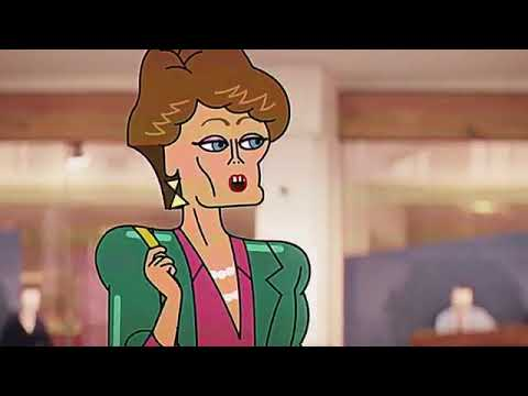 The Golden Girls On The Amazing World Of Gumball
