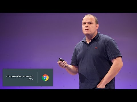 What Comes Next for the Web? (Chrome Dev Summit 2016)