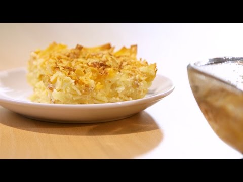 The Best Classic Cheese Noodle Kugel | JOY Of KOSHER With Norene Gilletz