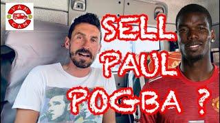 MAN UTD VANCAM   Sancho & Varane Confirmed   Make Pogba Best Paid Player Or Sell Him?  