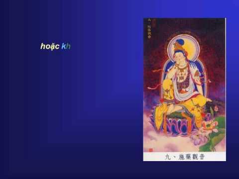 Kinh Phổ Môn 6B - Chánh Kinh phần 2 - Võ Tá Hân phổ nhạc