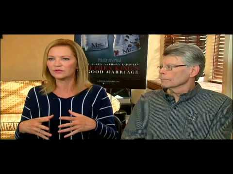 STEPHEN KING & JOAN ALLEN ON 'A GOOD MARRIAGE'