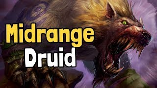Midrange Druid by Muzzy - Deck Spotlight - Hearthstone