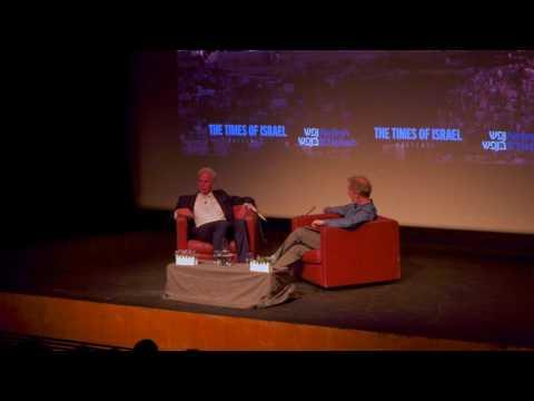 Michael Oren speaks about Israel