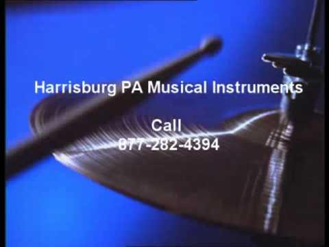 Harrisburg Musical Instruments - Call 877-282-4394