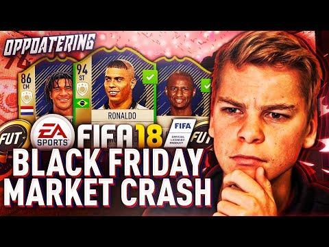 SYK TRADING METODE!! BLACK FRIDAY MARKET CRASH OPPDATERING!!