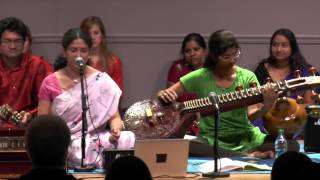 Carnatic Fusion Fall 2013