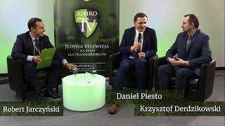 Od małych do dużych inwestycji - Daniel Piesto i Krzysztof Derdzikowski | ASBiROTV