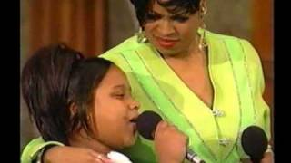"""The Will of God""--Karen Clark-Sheard feat. Kierra Sheard"