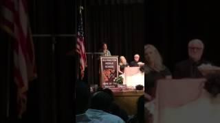 Malia's 8th Grade Speech