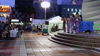 第4回 秋田かやき祭り pramo かやき鍋音頭 2017.9.16