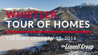 Whistler Tour of Homes - Jan. 12, 2016