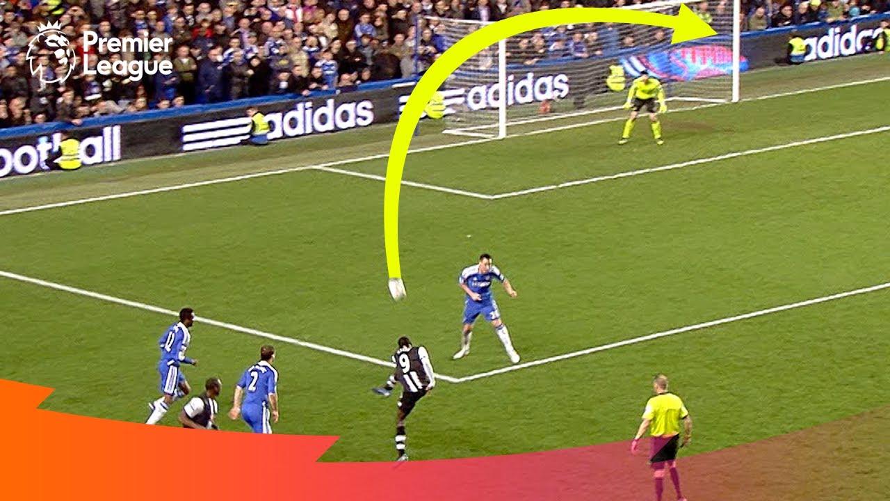 Download SENSATIONAL HALF-VOLLEY GOALS | Premier League | Cisse, Ramsey, Drogba