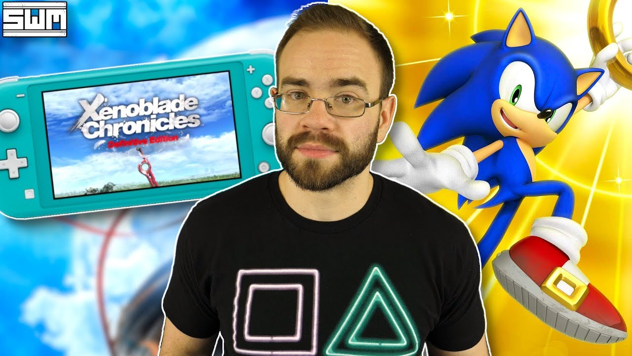 Nintendo Teases Announcements With A 2020 Roadmap And SEGA Announces The Year Of Sonic | News Wave