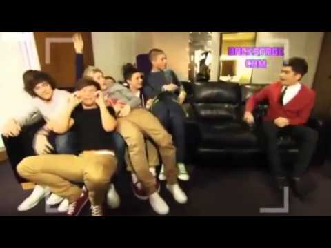 One Direction Hot or Not interview