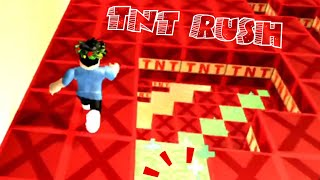 PLAYING ROBLOX ON MOBILE | Roblox TNT Rush Classic