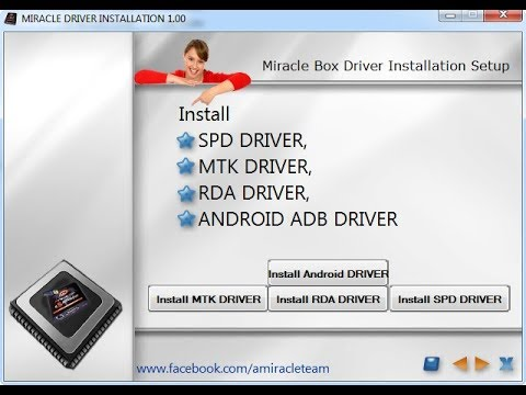 miracle driver installation latest version