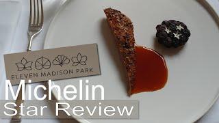 11 Madison Park Restaurant Review / NYC top restaurant Da P.A Vlog