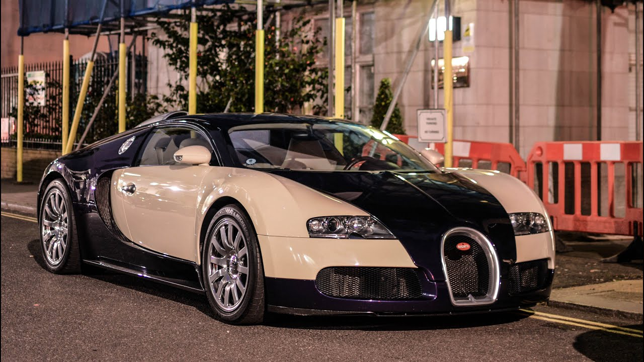 purple and cream bugatti veyron driving fast in london youtube. Cars Review. Best American Auto & Cars Review