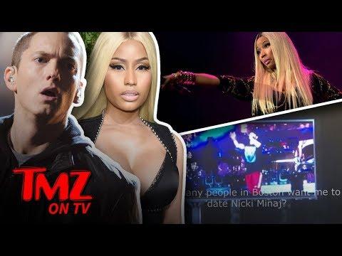 Eminem and Nicki Minaj? | TMZ TV