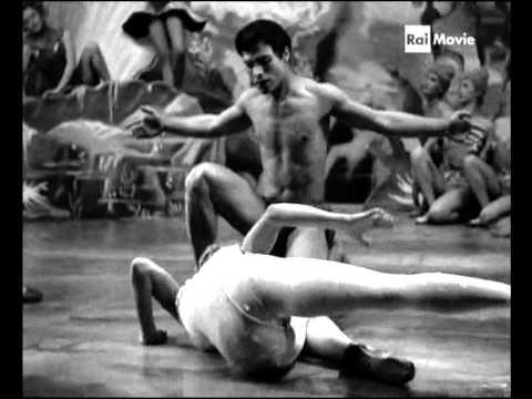 A ballett from Tarantella Napoletana, Nunzio Gallo...