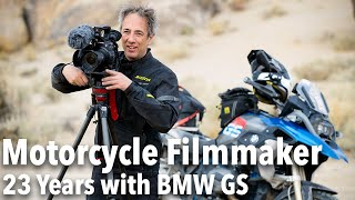 Motorcycle Filmmaker - 23 Years with BMW GS