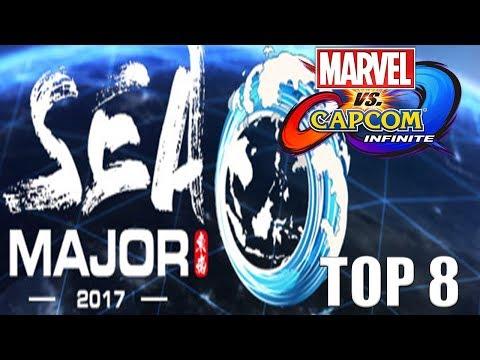 SEAM 2017 - Marvel VS Capcom Infinite Top 8