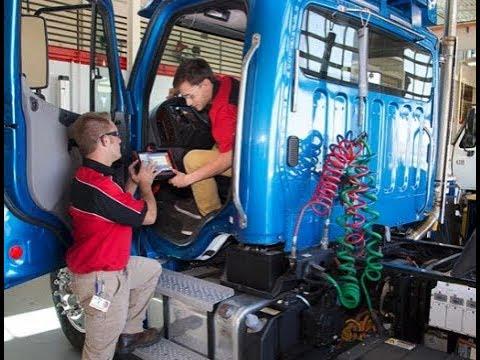 Gateway Technical College- Diesel Equipment Technology
