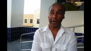 Author Eric Jerome Dickey Comments on Bajan Movie Chrissy