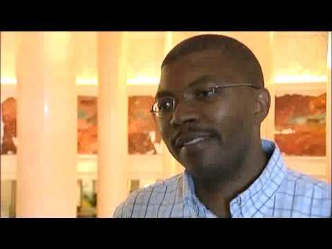 "Peter Kwele, Head ""2010 Broadcasting"" Project, SABC @ INDABA 2010"