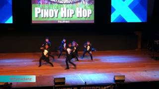 Pinoy Hiphop of the Philippines World Supremacy Battlegrounds 2014