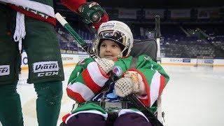 Благотворительный матч Хоккей каждому в Казани