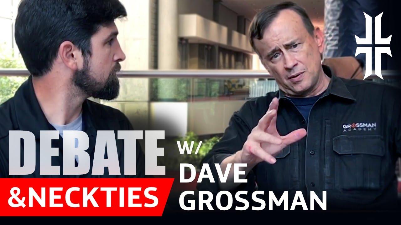 Pt.5 - Dave Grossman: Controversy & Phallic Neckties