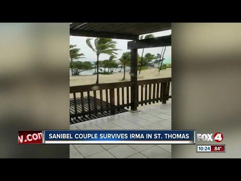 Sanibel couple survives cat. 5 Irma in St. Thomas