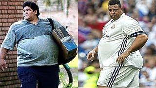 Best Football Players - Then and Now -  Ronaldo, Maradona, Messi, Pelé,...etc