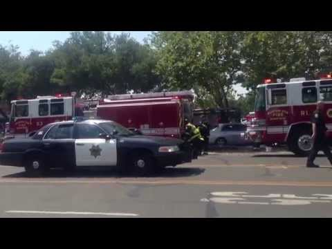 Accident at San Antonio Shopping Center, Mountain View, CA 2