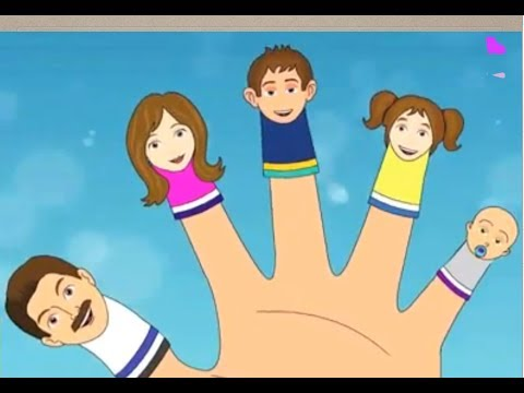 Finger Family Collection - 7 Finger Family Songs - Daddy Fin