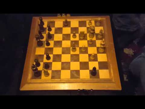 Chess Episode 3 The Check Cock Up!