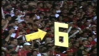Globo Esporte 07/12/09 Flamengo Hexacampeão