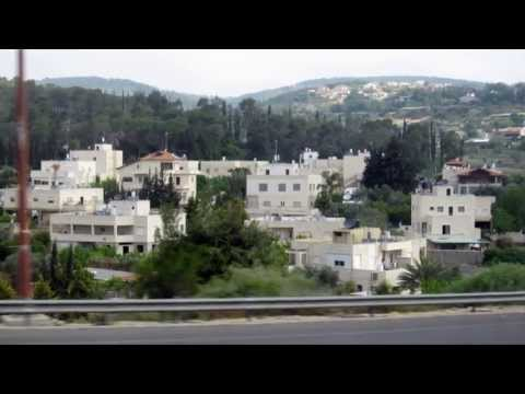 One-day trip in Israel: Jerusalem: Israel Museum, Old City - April 2013