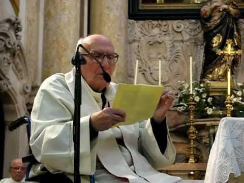 Festa da Divina Misericórdia - Igreja da Encarnação (Chiado - Lisboa) - 2012