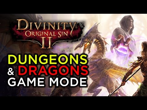 Running A Campaign In Divinity: Original Sin 2's D&D Mode