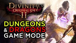 видео Divinity: Original Sin 2 Game Master Mode hosted by Matt Mercer