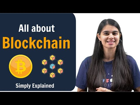 All about Blockchain   Simply Explained
