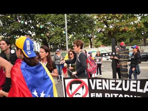 Protesta art Venezuela RJ