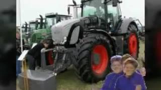 Największe traktory świata 😉🚜