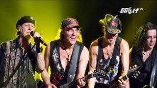 (VTC14)_Ban nhạc rock huyền thoại Scorpions biểu diễn tại Việt Nam